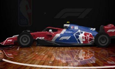 NBA dan F1 Kerjasama Untuk Rayakan...