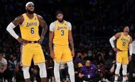 NBA Sudah Dimulai, Lakers Dipermalukan Warriors