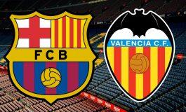 Prediksi Skor Barcelona vs Valencia 18 Oktober 2021