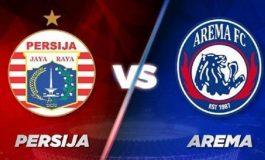 Prediksi Arema FC vs Persija, Duel Tim Dengan Tren Positif